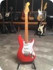 Fender Stratocaster 1982 Fiesta Red