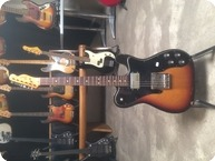 Fender Telecaster Custom 1972 Sunburst