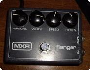 Mxr Flanger 1981 Grey Box