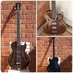 Gibson EB 650 Bass 1991 Amber Glossy
