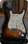 Fender Stratocaster 1960 Sunburst