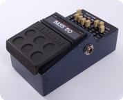 Maxon Bass EQ BE 01 Equalizer 1985 Blue