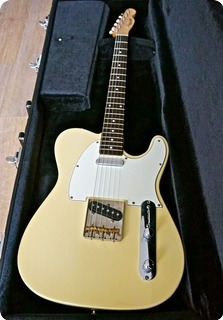 Haar Telecaster 1999 Blonde Guitar For Sale Dear Wood Guitar Boutique