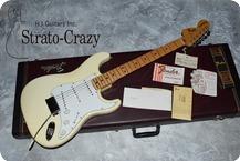 Fender Stratocaster 1980 Olympic White