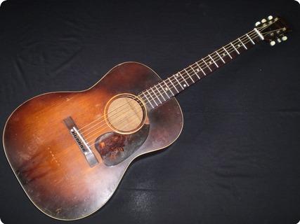 Gibson Lg2   1943 Sunburst