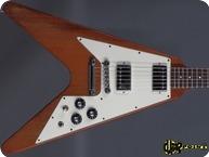 Gibson Flying V 1981 Natural