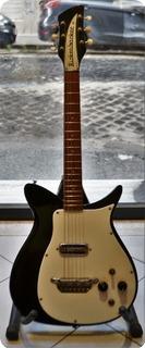 Rickenbacker Combo 1000 1964 Black