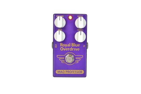 Mad Professor Royal Blue Overdrive 2016