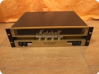 Marshall 9100 POSSIBLE TRADES IN TERMS AND CONDITIONS 1993 Gold