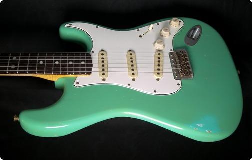 Fender Custom Shop (masterbuilt) 65 Relic Strat Ltd Dale Wildon Masterbuilt 2011