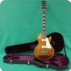 Gibson Les Paul Showcase 1988 Goldtop