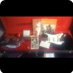 Fender Stratocaster Hendrix 1967 Blackgreen