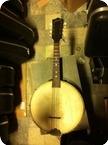 Levin Mandolin Banjo 1928 Metal