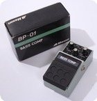 Maxon Bass Comp BP 01 1985