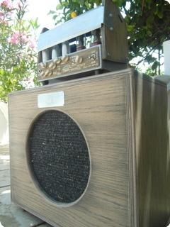 Pure Tone Amps The Cosmonaut Custom