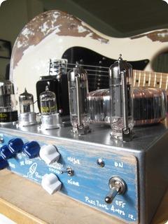 Pure Tone Amps The Astro Rocket Custom