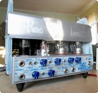 Pure Tone Amps The Nautilus Custom