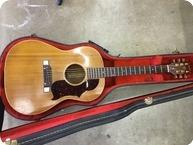 Gibson B 25 1965 Natural