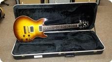 Fender Master Series Flame 1984 Sunburst