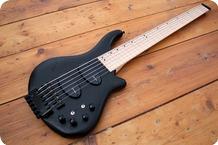 Zeal Guitars Black Planet 2016 Natural Black