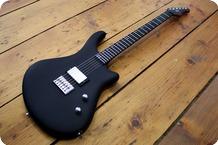 Zeal Guitars Hydra Obscura 2016 Black Mist