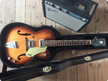 Gretsch Double Anniversary 1965 Sunburst