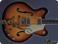 Gretsch 6187 Viking 1967 Sunburst