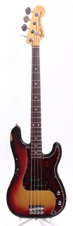 Fender Precision Bass 1974 Sunburst