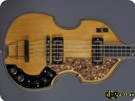 Hfner Hofner 50001B Super Beatles Bass 1972 Natural