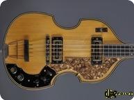 Hfner Hofner 50001B Super Beatles Bass 1972 Natural