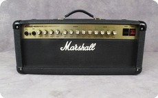 Marshall JCM600 1997 Black Tolex