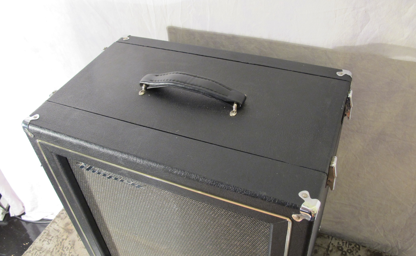 Ampeg B15NF 1967 Black Tolex Amp For Sale Andy Baxter Bass & Guitars Ltd