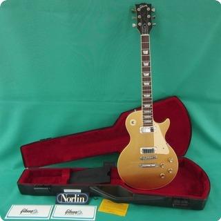 Gibson Les Paul Deluxe 1978 Goldtop