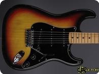 Fender Stratocaster 1977 3 tone Sunburst
