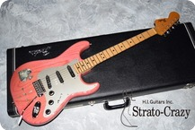 Fendr Stratocaster Bonnie Pink