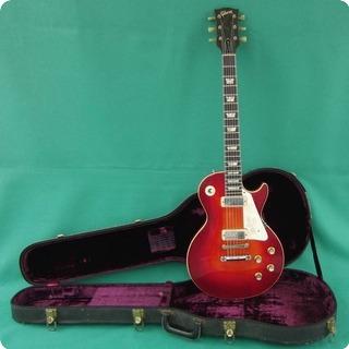 Gibson Les Paul Deluxe 1971 Cherry Sunburst
