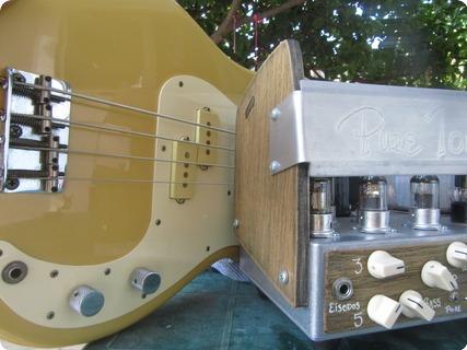 Pure Tone Amps The Cosmonaut   Bass Amp Custom
