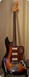 Fender Bass Vi 1962 Sunburst