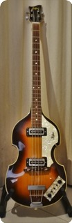 Hofner 500/1 Violin Bass 1978 Sunburst