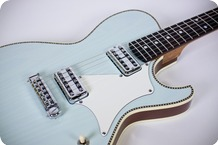Red Rocket Guitars Commander 2016 SeaFoam Blue