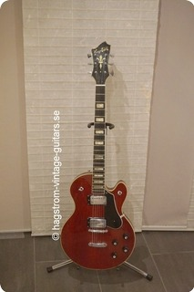 Hagstrom Swede  1970 Cherry