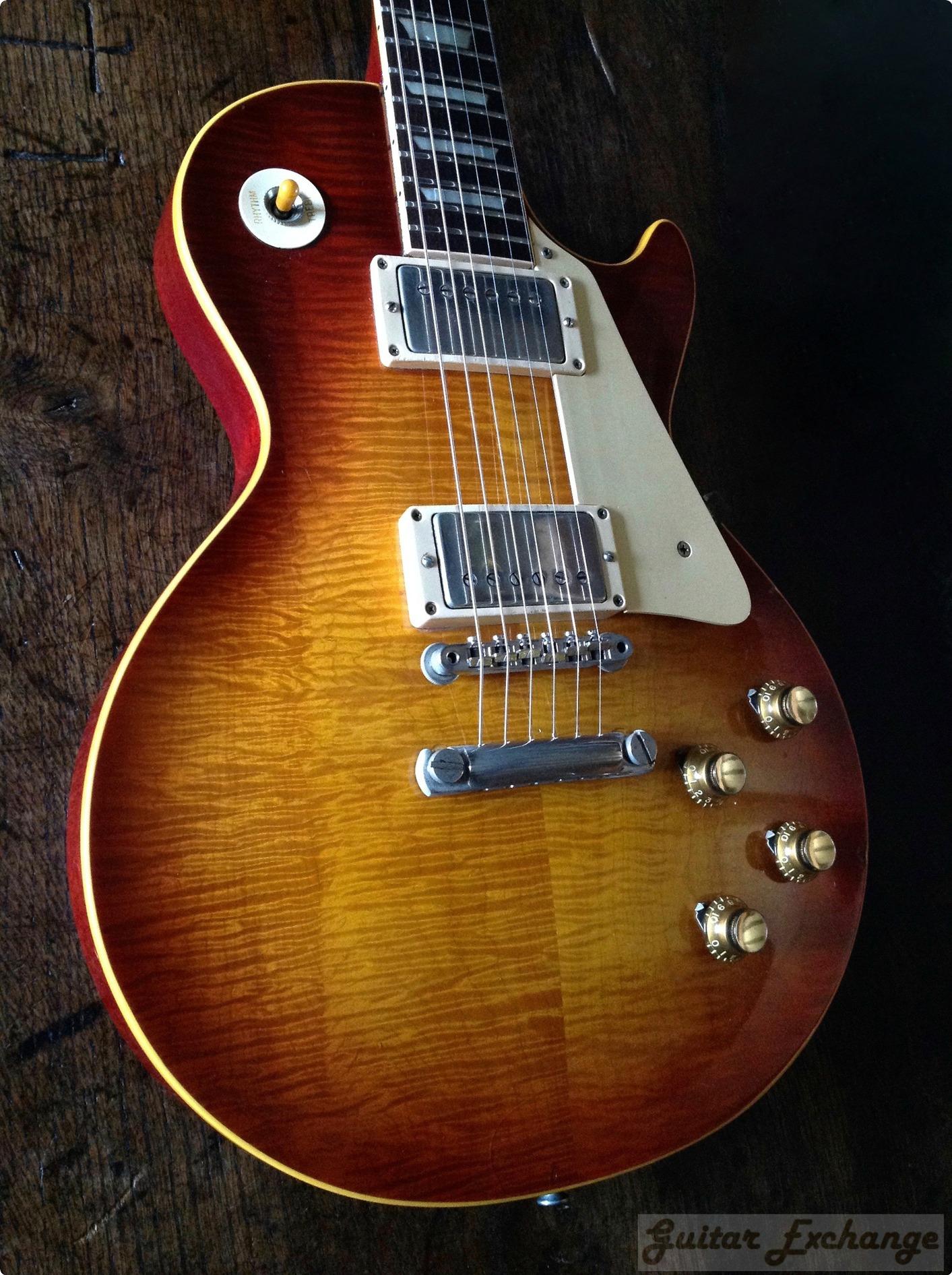 Gibson Les Paul Standard 1960 Guitar For Sale Guitar Exchange