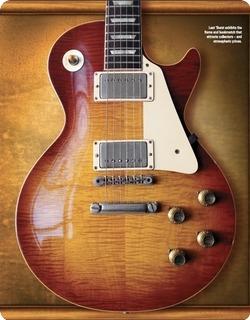 gibson les paul standard 1960 guitar for sale guitar exchange. Black Bedroom Furniture Sets. Home Design Ideas