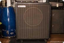 Yamaha 15 Inch Speaker Bass Cab