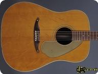Fender Kingman 1965 Natural
