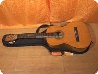 No Name Classic Guitar Natural