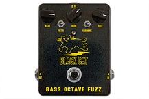Black Cat Bass Octave Fuzz 2016