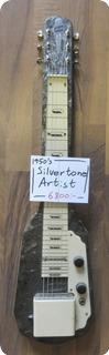 Silvertone Artist / Lap Steel