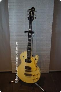 Hagstrom Swede  1980 Yellow