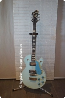 Hagstrom Swede  1980 Baby Blue